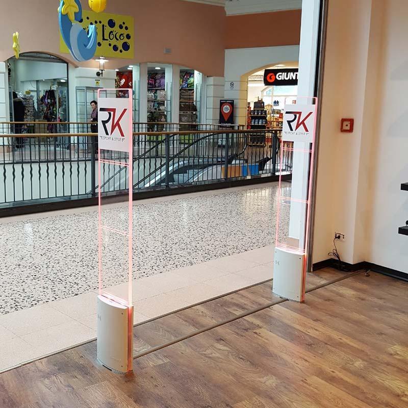 Rk Sport e Style -  Antenne Antitaccheggio - Checkpoint